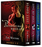 Preternaturals Boxed Set (Books 1-3)