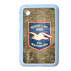 Funny Phone Case For Children Custom Design With Brighton And Hove Albion Football Club For Samsung P3100 Table Choose Design 1