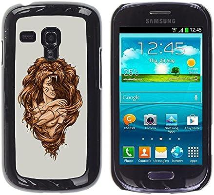 Carcasa de plástico funda | | Samsung Galaxy S3 MINI 8190 ...