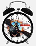 New How to Train Your Dragon Alarm Desk Clock 3.75