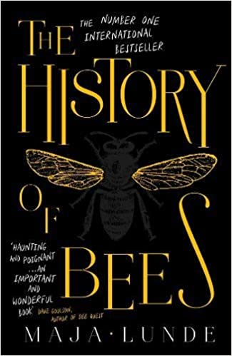 Image result for the history of bees book