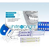 Deluxe 3D Teeth Whitening Premium Kit By White N' Brite - Professional Results Show After One Use - Same Dental-Grade Formula Used By Dentist Worldwide by White N' Brite