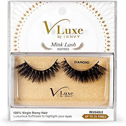 V Luxe Mink Lashes Diamond (6 Pack)