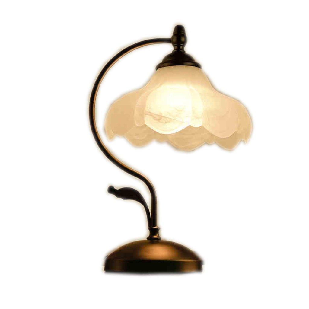 LIXIN SHOP Lámpara de Mesa de Hierro Estilo Americano Las Retro para Las Americano Habitaciones 31c179