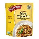 Tasty Bite Indian Entrée, Jaipur Vegetables, 10 Ounce (Pack of 6)