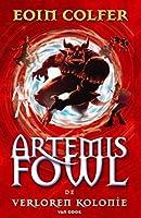 De verloren kolonie (Artemis Fowl)