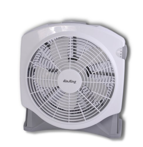 "14"" Window/Floor Fan, 3 Speed"