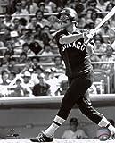 Eric Soderholm Chicago White Sox At Bat B&W PhotofIle 8x10