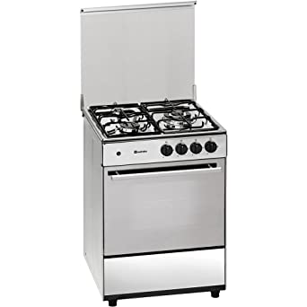 Meireles G 603 X Cocina Cocina Independiente Acero Inoxidable