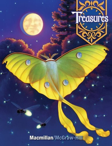 Treasures, A Reading/Language Arts Program, Grade 5, Student Edition (ELEMENTARY READING TREASURES) by McGraw-Hill Education