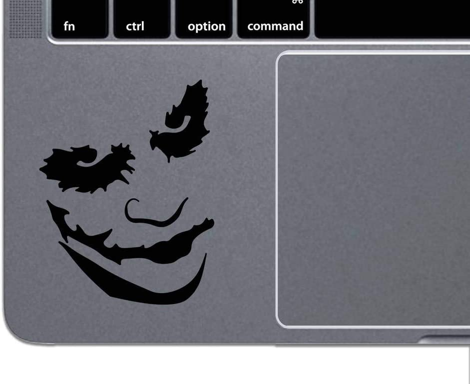 Joker MacBook Decal Batman MacBook Sticker Joker Laptop Decal Joker Laptop Sticker MacBook Air Decal MacBook Pro Decal Vinyl Sticker