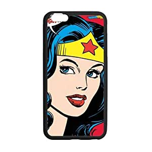 "1pc Rubber Snap On Case Cover Skin For iphone 6 plus 5.5"", Wonder Woman iphone 6 plus Covers"