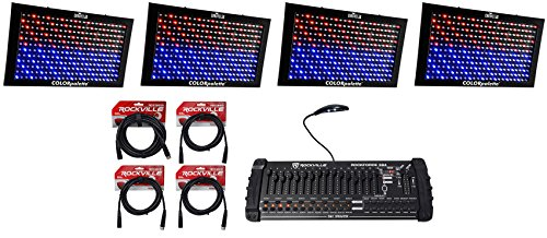 Chauvet Colorpalette Led Lighting Effect in US - 6