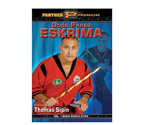 Century Martial Arts Learn Basic Single Stick Eskrima DVD