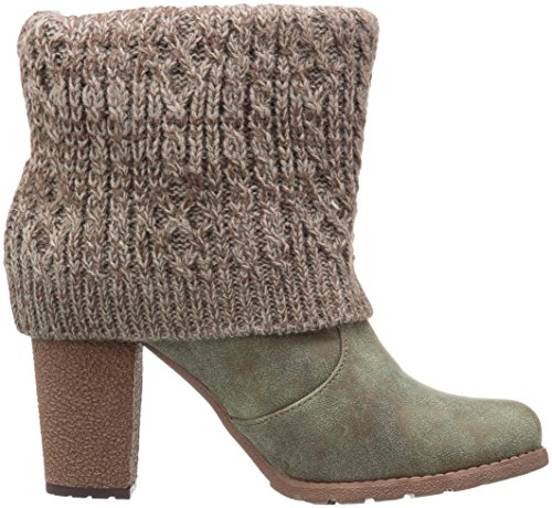 Muk Luks Femmes Chris Boot Bottine Mocassin