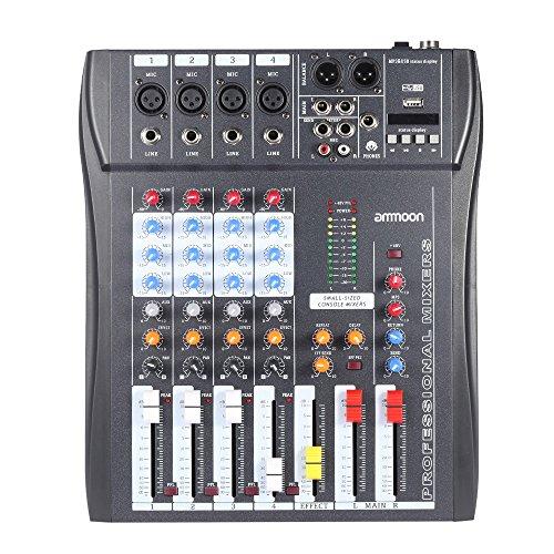 xlr usb mixer - 8