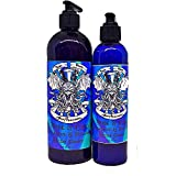 The Pride of Cthulhu Natural shampoo 16 oz pump bottle