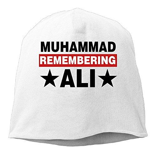 Ortiz Clay White (Men Women The Greatest Boxing Legend Ali Beanies Skullies Knitted Hats Skull Caps)