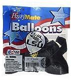 Pioneer Balloon Company 10 Count Lsu Latex Balloon, 11'', Multicolor
