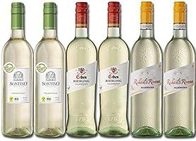 Weißwein Probierpaket Halbtrocken (6 x 0.75 l)