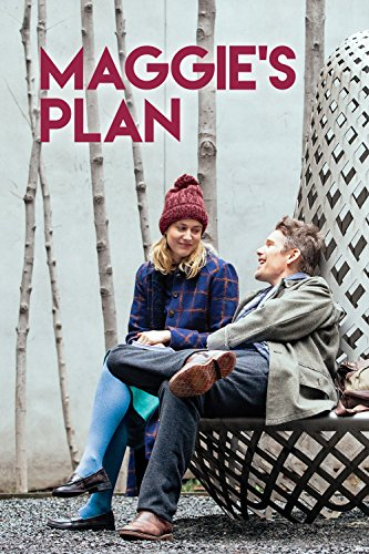 Maggie's Plan [Blu-ray]