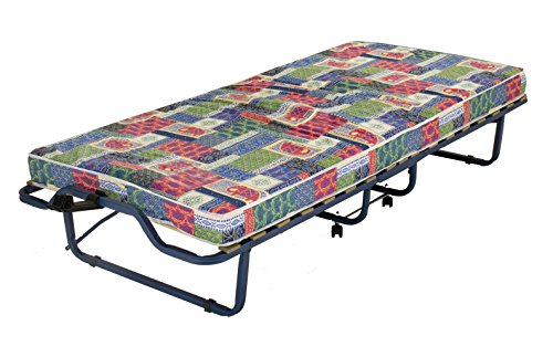 Innerspace® Products Firenze Folding with Metal and Mattress