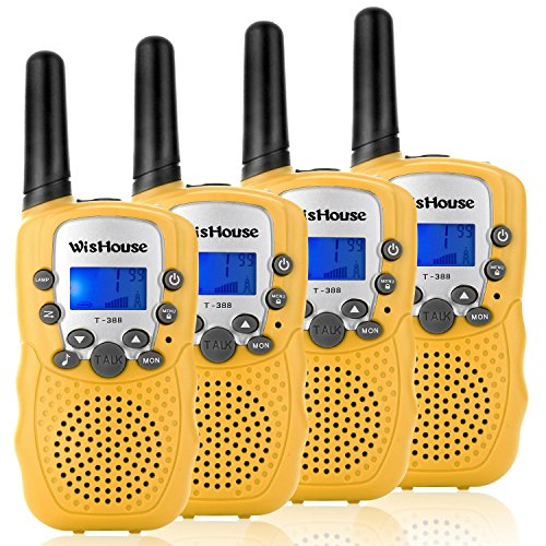 Wishouse Walkie Talkies for Kids,Popular Toys for Boys and Girls Best Handhel...