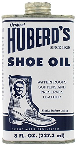 Huberd's Shoe Oil