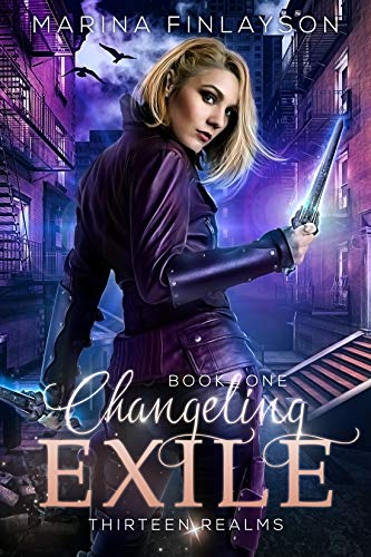 Image result for Changeling Exile (Thirteen Realms Book 1)