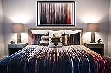 Image of 6 Piece Complete Hypoallergenic Luxurious Multi-Color Design Bedding Set - Queen - 600TC (THREAD COUNT)