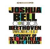 joshua bell beethoven symphonies - Beethoven: Symphonies Nos. 4 & 7