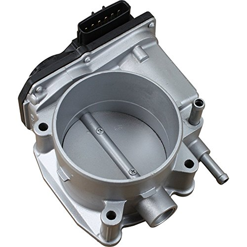 (Brand New Throttle Body For 2005-2016 Toyota Tundra 4Runner Lexus LX570 And More 4.7L 5.7L V8 22030-0S010 Oem Fit TB45)