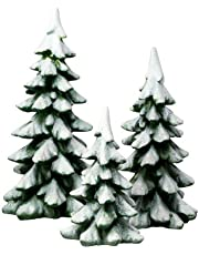 Department 56 Village Cross Product Winter Pines