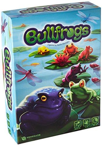 Renegade Game Studios 519RGS Bullfrogs product image