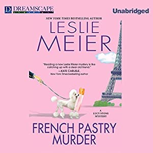 French Pastry Murder Audiobook