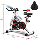 HARISON Pro Indoor Cycling Bike Belt Drive with