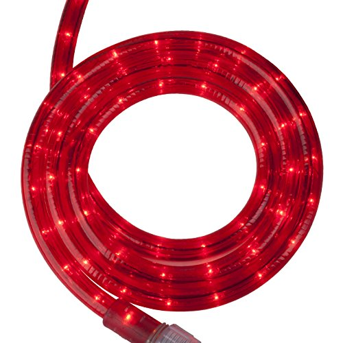 18 Ft Red Led Rope Light in Florida - 4