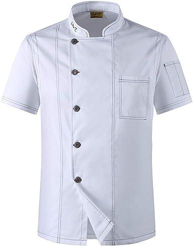 Chef Coat Damas Y Hombres Catering Clásico Chaquetas Chef ...