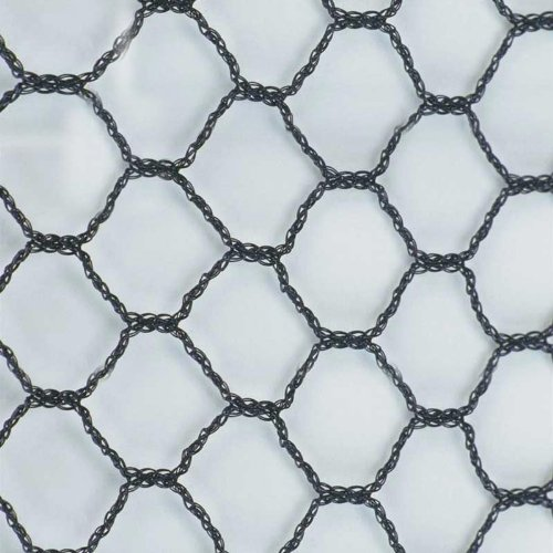 Lightweight Polyethylene Game Bird Netting - 50' x 150' x 1 by FarmTek