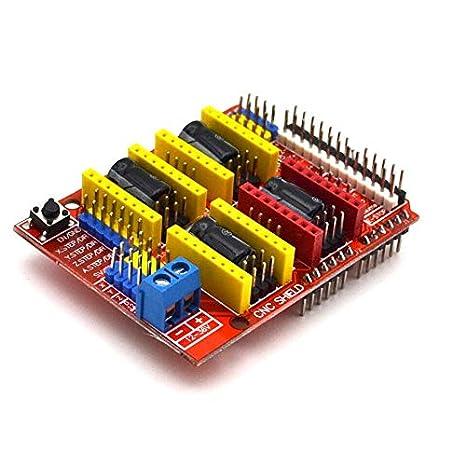 Yiwa Placa de protección CNC + Controlador de Motor Paso a Paso ...
