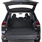 LSLYA(TM Cargo Liner Cover for SUVs and Cars, Waterproof Material, Non Slip Backing, Extra Bumper Flap Protector by Arf Pets … Review