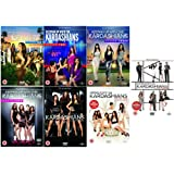 Keeping Up With The Kardashians 1 - 7 Complete Collection: Season 1, 2, 3, 4, 5, 6 and 7 Set