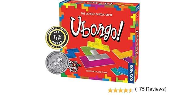 Ubongo , color/modelo surtido: Thames & Kosmos: Amazon.es: Juguetes y juegos