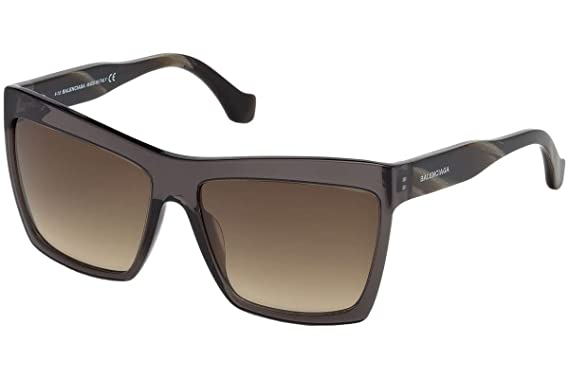 d9abe9892a58 Image Unavailable. Image not available for. Color  Sunglasses Balenciaga BA  ...