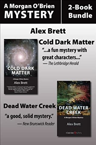 book cover of Morgan O\'Brien Mysteries