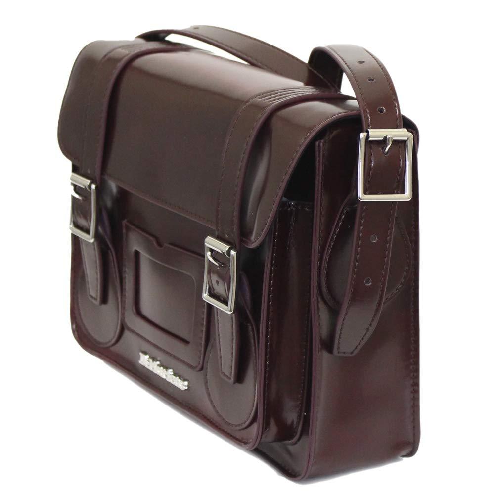 Dr Martens Vegan Satchel Backpack Bag CherryRed