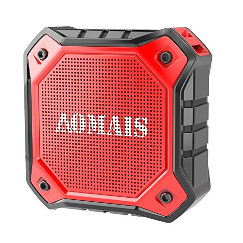 条点评 / 点评 AOMAIS Ultra Portable Wireless Bluetooth Speakers with Loud Sound, Waterproof IPX7 Shower Speaker,Stereo Pairing for