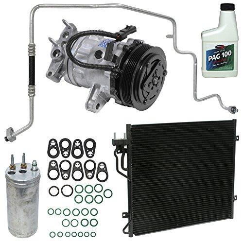 kit air conditioner car universal - 2