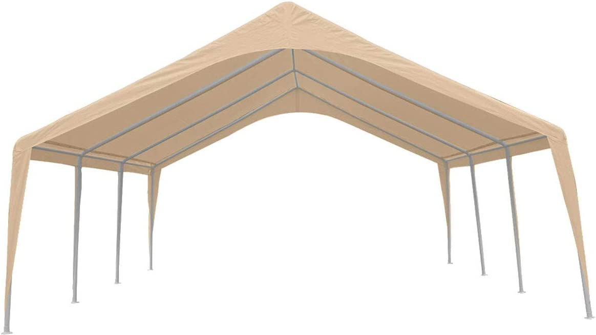 Impact Canopy 20 x 20 x 12 Event Canopy Tent, Tan