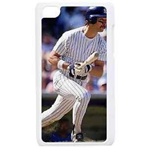 MLB IPod Touch 4 White New York Yankees cell phone cases&Gift Holiday&Christmas Gifts NBGH6C9124005